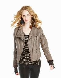 danier leather outlet tried this jacket on but in a darker brown so getting it for