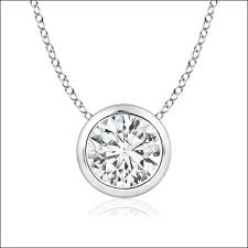 black friday diamond sales a shine that never fades with this solitaire diamond bezel set