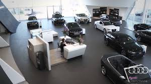 New Showroom Now Open Glenmore Audi Fall 2013 Construction