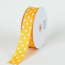 polka dot grosgrain ribbon wholesale polka dot grosgrain ribbons 50 yards fuzzy fabric