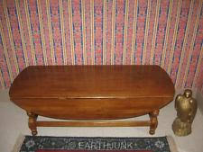 Maple Drop Leaf Table Maple Tables With Drop Leaf Ebay