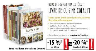 livre cuisine colruyt carrefour promotion la cuisine pour les nullissimes produit