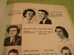 free high school yearbook pictures 1951 atwood high school yearbook kansas bin264 free usa shipping