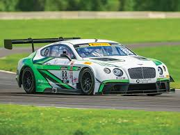 bentley racing green adderly fong pirelli world challenge