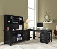 pandora 92260 desk in black by acme w options