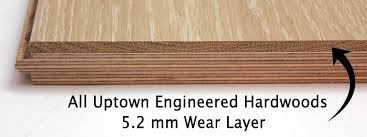 Engineered Hardwood Flooring 3 4 Inch Thick Engineered Hardwood Flooring 5 2 Mm Wear Layer