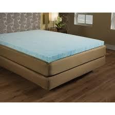 Novaform Gel Memory Foam Mattress Topper Hide A Bed Mattress Topper Best Mattress Decoration