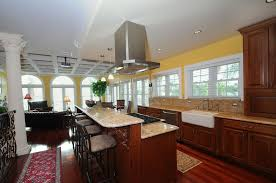 kitchen island with range traditional kitchen with doors kitchen island in dunedin