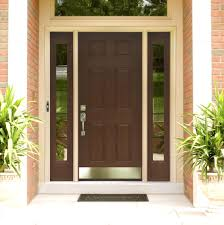 Colors For Front Doors Front Doors Terrific Dark Brown Front Door Inspirations Ideas