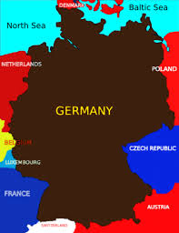 map germany and the edges of the map newgeography