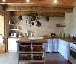 meuble cuisine acier meuble cuisine cagne cuisine de cagne cuisine ouverte sur le