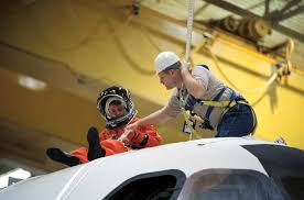sts 112 preflight emergency egress training nasa image and video