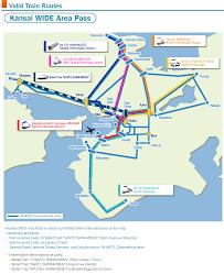 Osaka Train Map Asago City Access