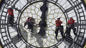 why is big ben falling silent london clock tower youtube