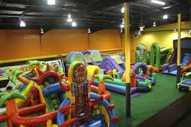 indoor fun center backyard inflatables