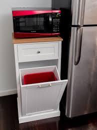 black kitchen island with butcher block top kitchen amazing kitchen cart with trash bin for kitchen utility