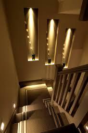 lighting fixtures best ideas stairway lighting indoor stair home