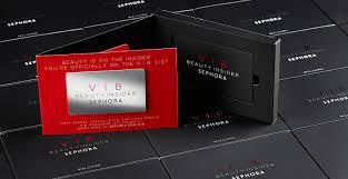 sephora luxury retail packaging design