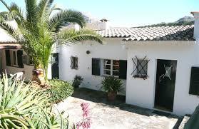 small house in spanish casa monica casita