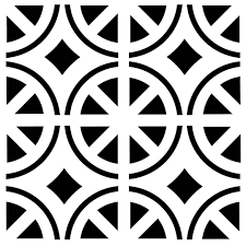 64 Best Moroccan Stencil And by Reusable Laser Cut Large Floor Or Wall Tile Stencil 56 Fits 9x9