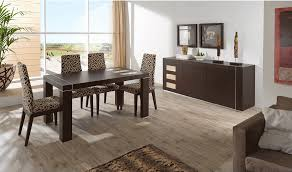 complete dining room sets irene fume beige dining room set w ada chairs by marcelo ibanez