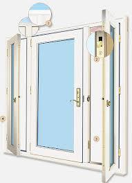 vented sidelight patio doors design features neuma doors