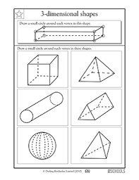 shapes worksheets 3rd grade free worksheets library download and
