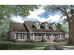 ranch style house plans with front porch extraordinary 1 house plans with front porch and dormers carr creek