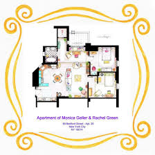 frasier crane apartment floor plan floor plans from some of your favorite television show u0027s