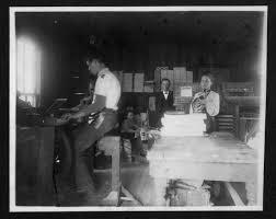 berachah home arlington tex interior of printing office uta