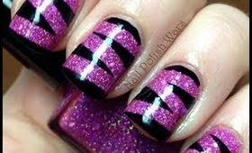 nail paint designs for short nails how to nail designs