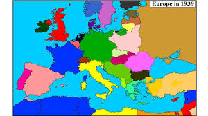Interactive Map Of Europe by Maps Of Wwii Interactive Maps European Theater Of War Https