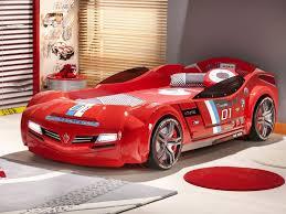 Kids Beds by Kids Bed Large Beige Bedroom Focused On Splendid Red Corvette