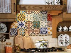 tile decals for kitchen backsplash create a decorative kitchen backsplash with cement tiles kitchen