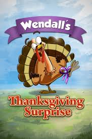 thanksgiving humorous stories wendall gets a big surprise this year find out what it is in