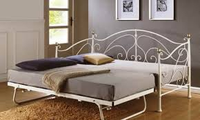 Metal Daybed Frame Daybed Bela Stunning Black Iron Daybed Thrilling Black Metal
