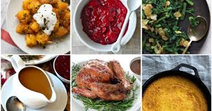 30 recipes for a fabulous thanksgiving feast ideas