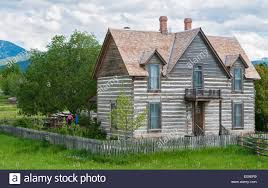 montana bozeman museum of the rockies living history farm stock
