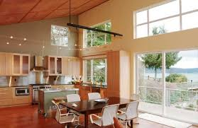 High Ceiling Lighting Best High Ceiling Lighting Collection With Stunning Kitchen Ideas