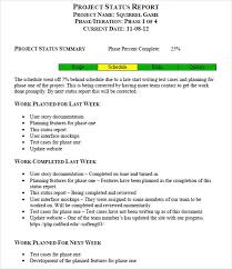 how to write a monthly report template status report templates free word pdf excel documents