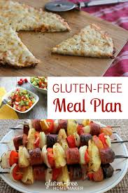 Free Dinner Ideas Gluten Free Meal Plan July 23 Gluten Free Homemaker