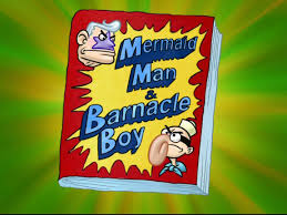 mermaid man u0026 barnacle boy encyclopedia spongebobia fandom