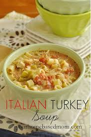 italian chicken soup recipe turkey soup soups and leftover turkey