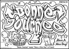 graffiti color pages la vita e bella graffiti free multicultural graffiti coloring