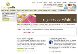 baby registries search etsy gift registry inhabitots
