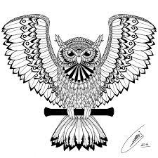 owl tattoo by stevangois on deviantart