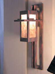 frank lloyd wright lighting arts crafts style lighting brings warmth to a large hotel and