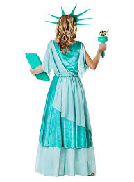 Lady Liberty Halloween Costume Liberty Costume