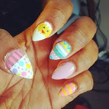 41 simple and best easter nail art designs free u0026 premium templates