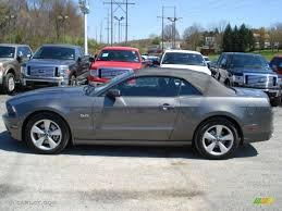 Black 2013 Mustang Gt 2013 Sterling Gray Metallic Ford Mustang Gt Convertible 63780361